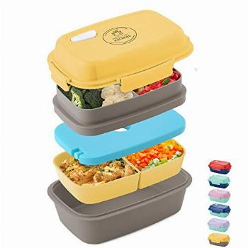 Healthy Packers Bento Box Adult Lunch Box - Japanese