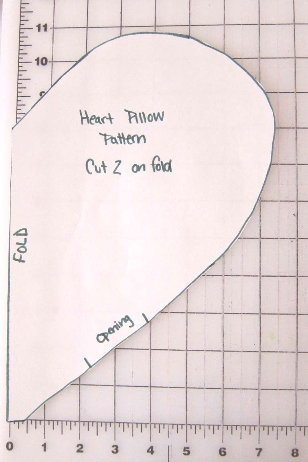 Heart Pillow Sewing Pattern Heart Pillows Are Just Right To Tuck Under The Arm After Breast -